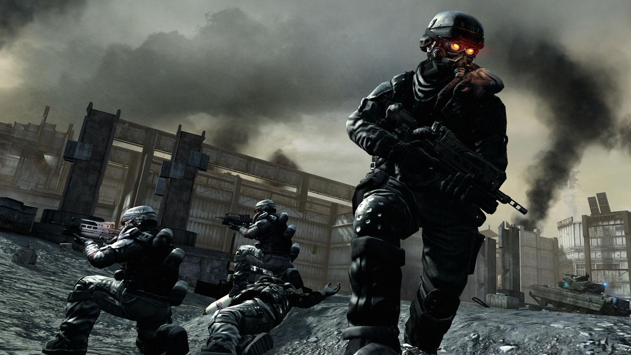 Killzone 2, PS3, 2009, 01 (1280x720)