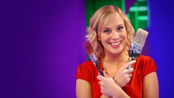Kirsten O'Brien, SMart, CBBC, 2011