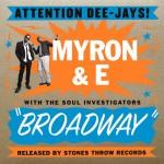 Myron and E - Broadway, album artwork (500x500)