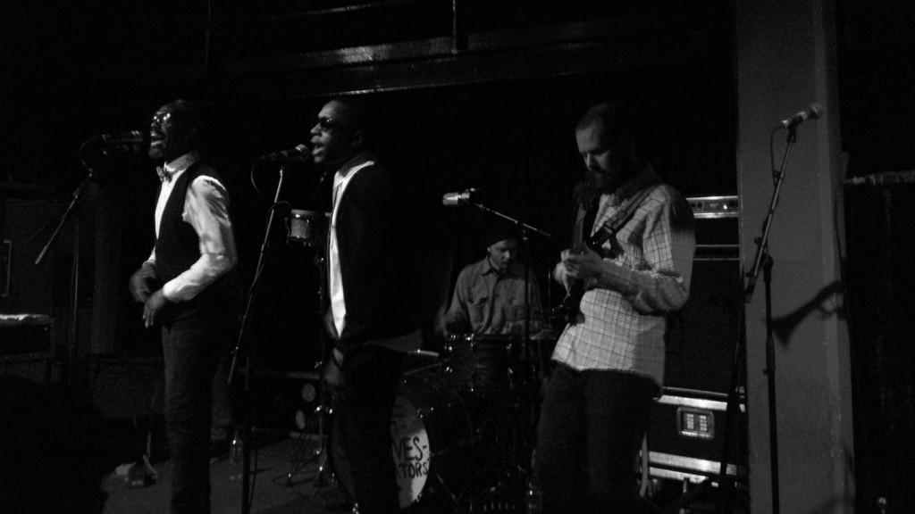 Myron & E @ Jazz Cafe by Aaron Lee (Dec 2013)
