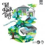Tall Black Guy - 8 Miles to Moenart, album artwork (500x500)