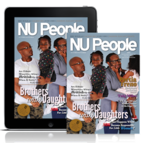 Nu People mag, issue 02 Oct-Nov 2013 cover