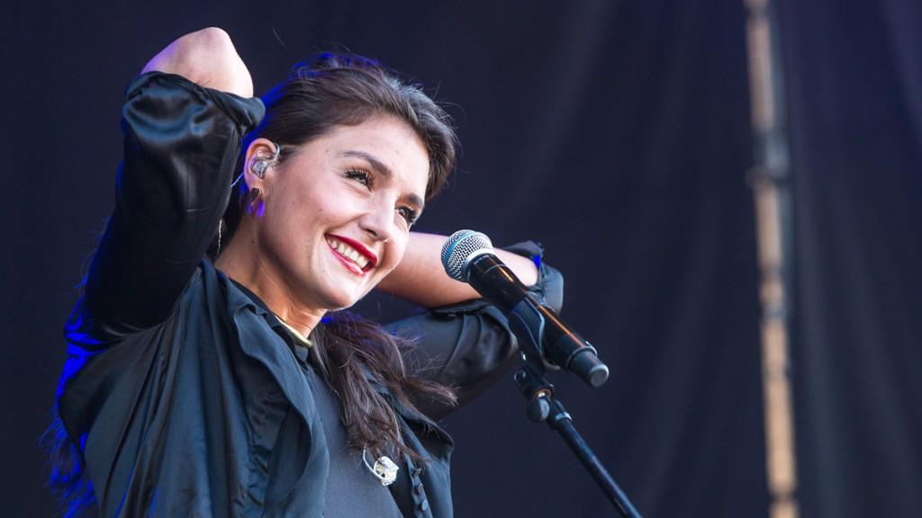 Jessie Ware, Oya Festival 2012, 20120811, by NRK