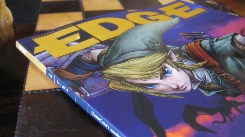 Edge #150 - Jun 2005, Zelda, angled, Jun 7, 2005, by Israel (1024x576)