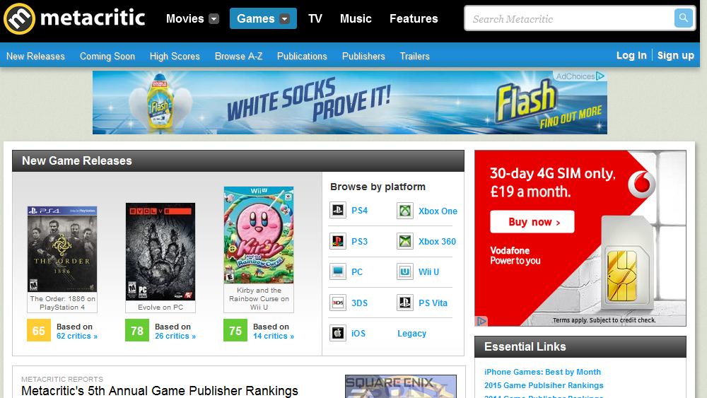 Metacritic.com, Games, Feb 22, 2015 screenshot (1000x563)