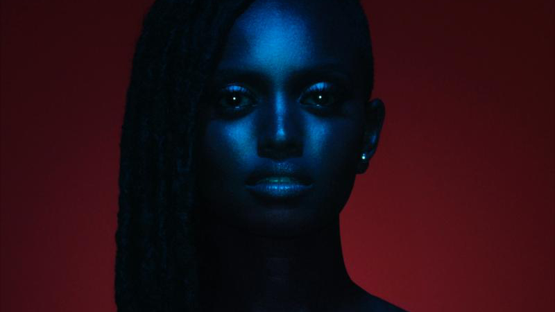 Kelela - A Message, single (800x450)