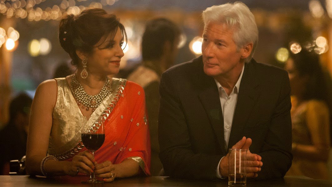 The Second Best Exotic Marigold Hotel, press photo 02, by Fox Searchlight/PR/Laurie Sparham (1062x597)