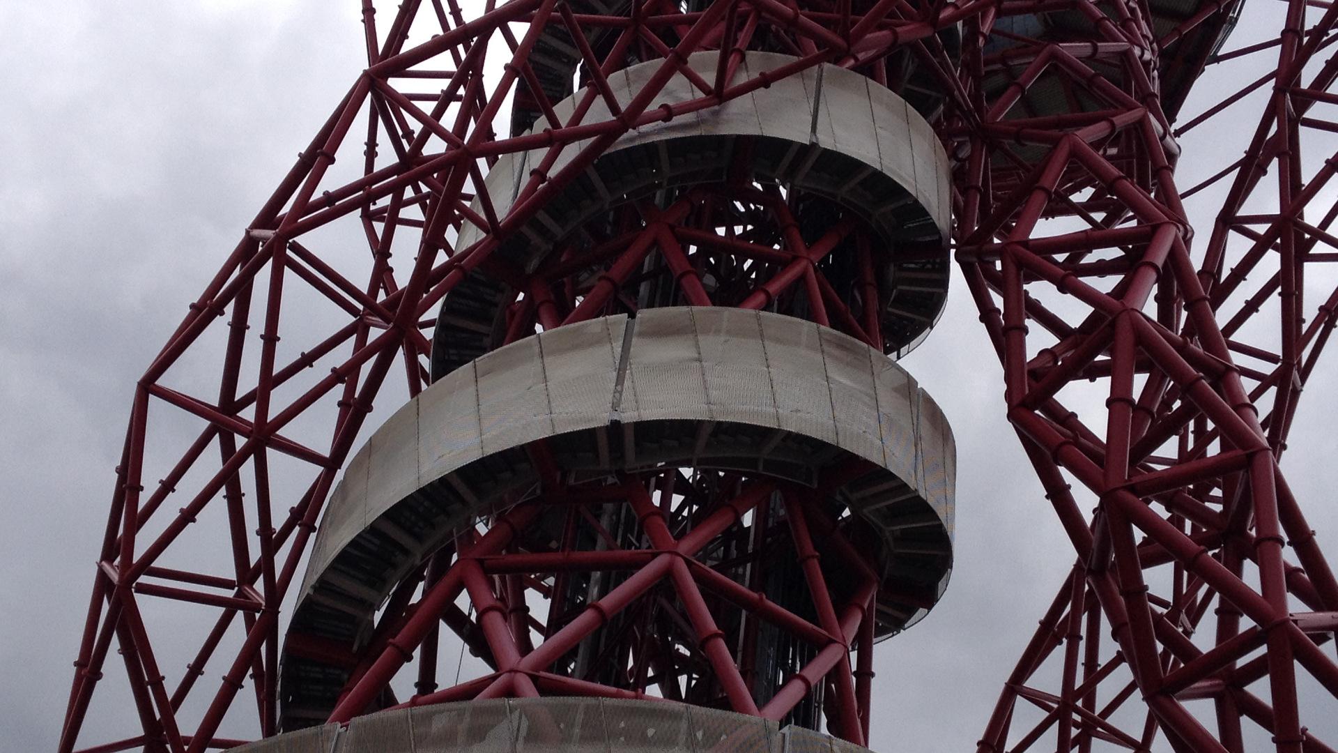 Olympic Park, London, Apr 27, 2015, by Aaron Lee, 07 Orbit