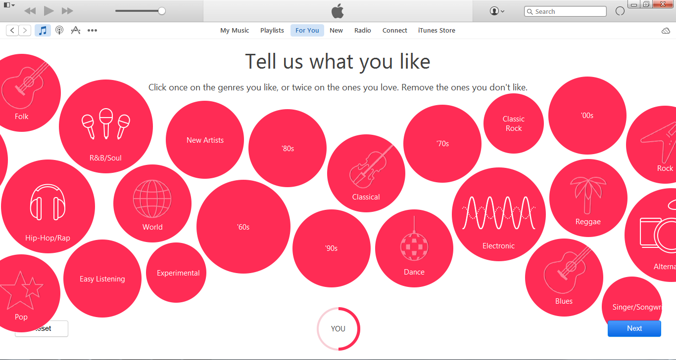 Apple Music - sign-up, 02, genres, AL (1366x729)