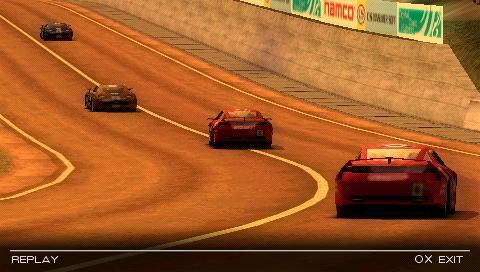 Ridge Racer (PSP) 05, replay (480x272)