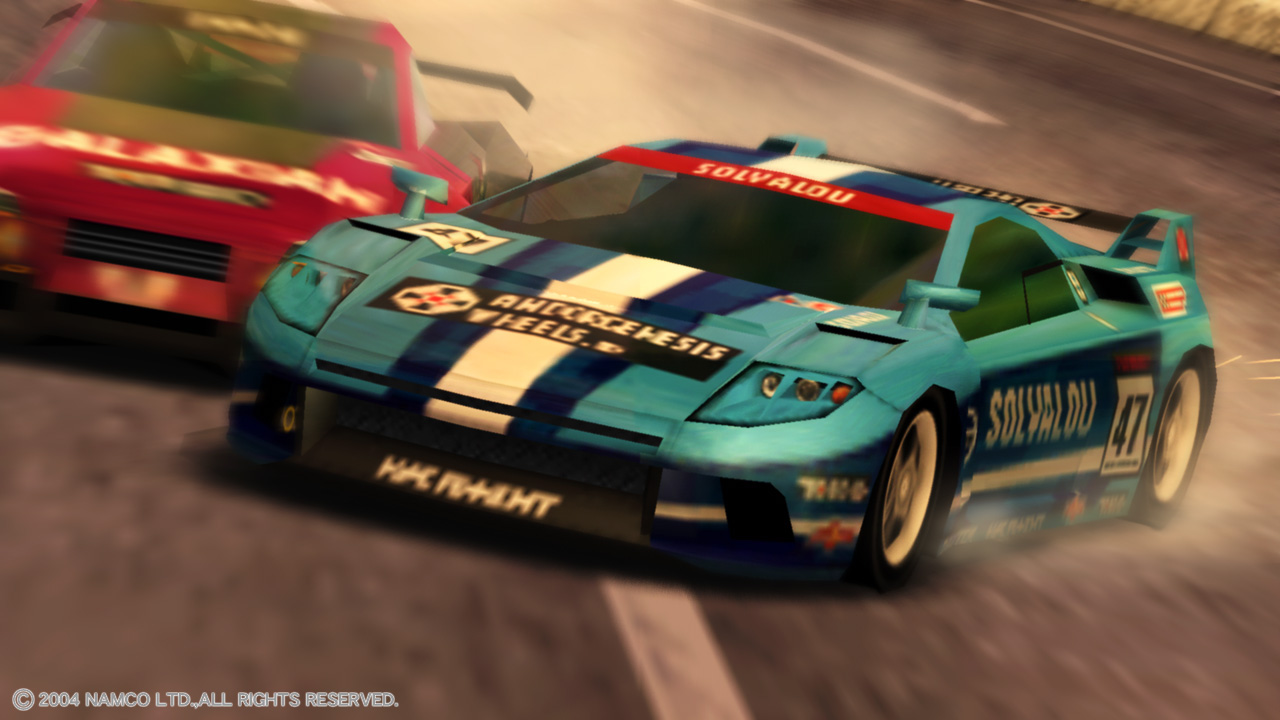 Ridge Racer (PSP), Namco, asset 03 (1280x720)