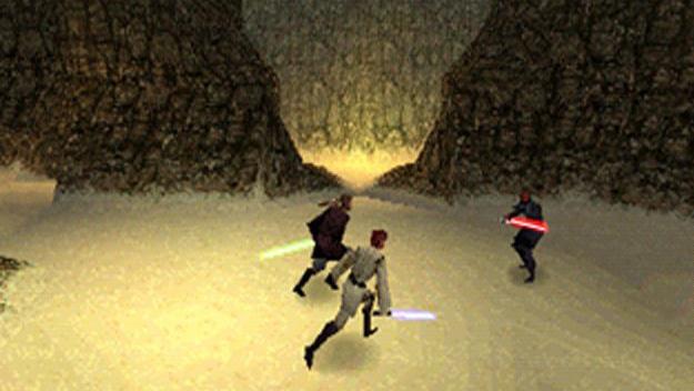 Star Wars Episode I: Jedi Power Battles, screenshot 01 (625x352)