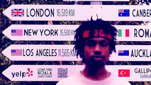 Raury - Home single 2016 (620x349)
