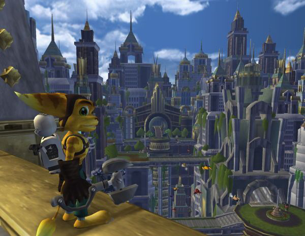 Ratchet & Clank (PS2, 2002), 600x463