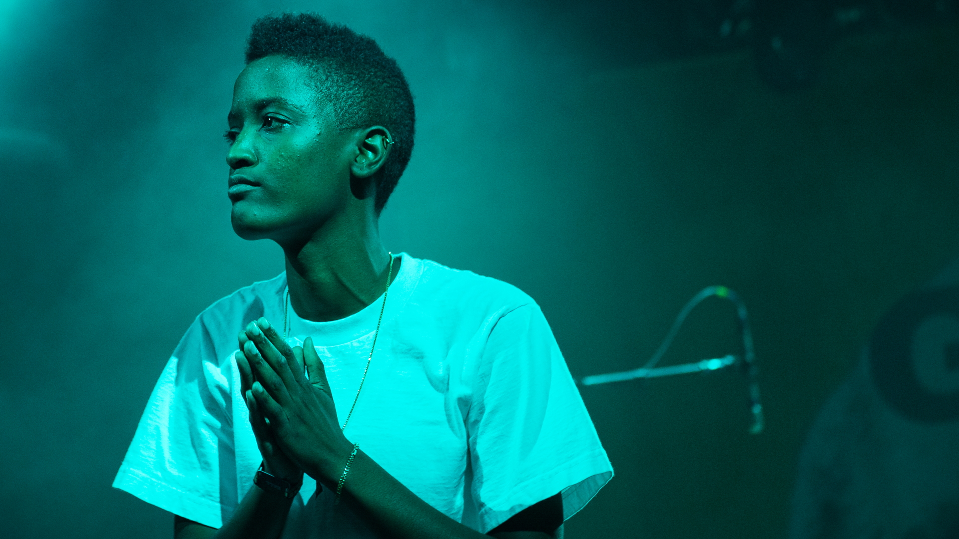 Syd tha Kyd with The Internet, Jun 8, 2014, by DeShaun Craddock (1920x1080)