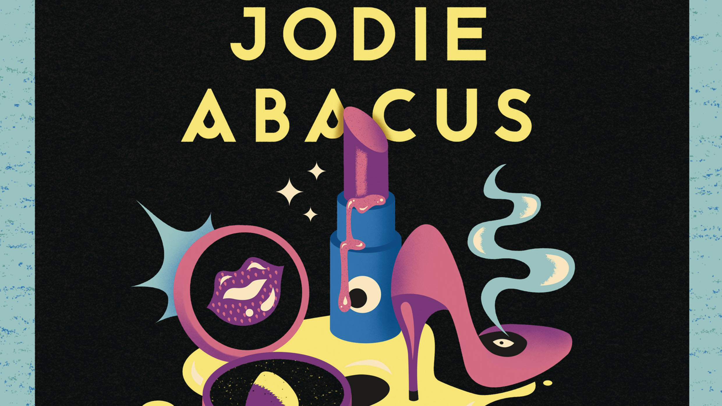 Jodie Abacus - She's in Love with the Weekend single (2480x1395)