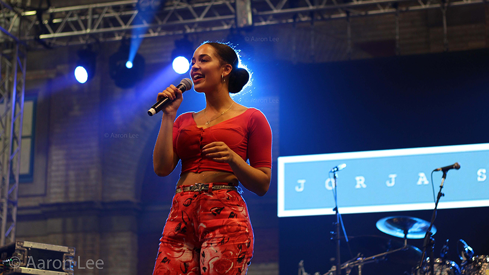 Jorja Smith, Afropunk London 2016, Ally Pally, by Aaron Lee (960x540)